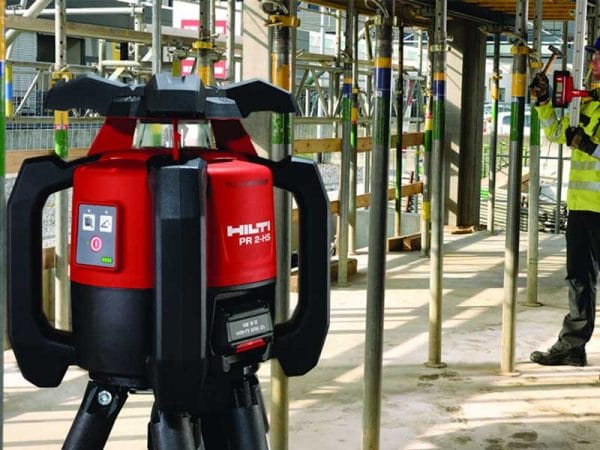Hilti Level Survey