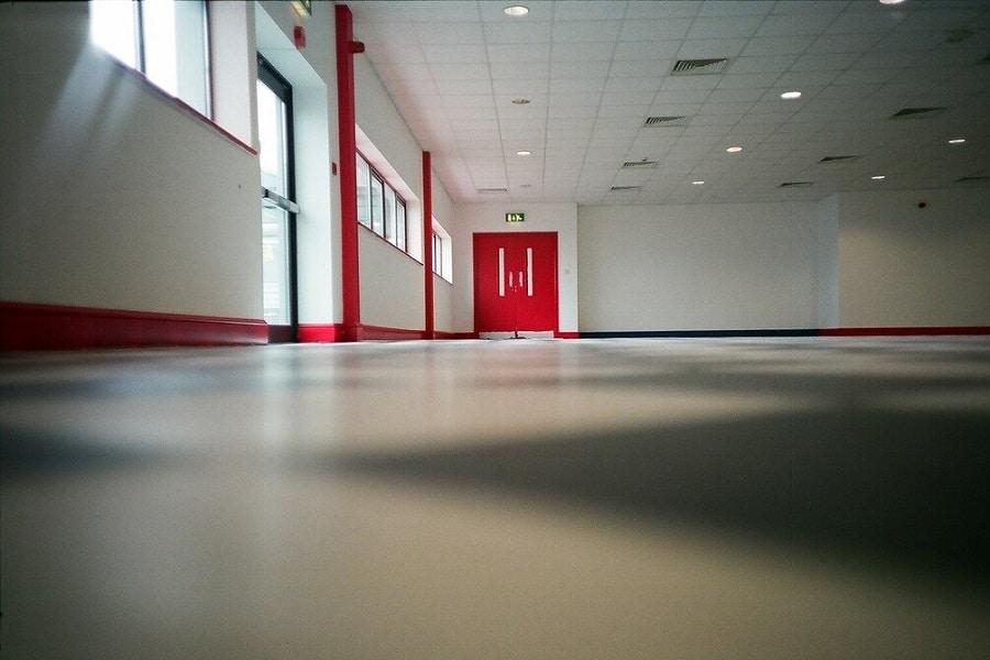 Level Screed Floor