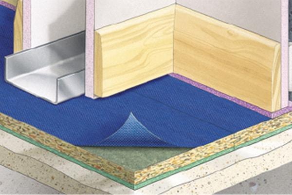 Insulation Flooring
