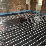 Underfloor Heating Pipework