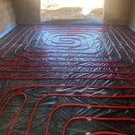 Pipework for Underfloor Heating